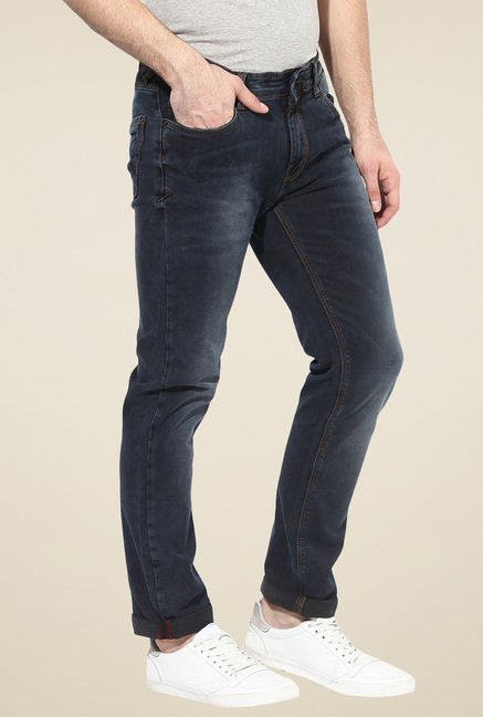 Turtle Grey Slim Fit Jeans