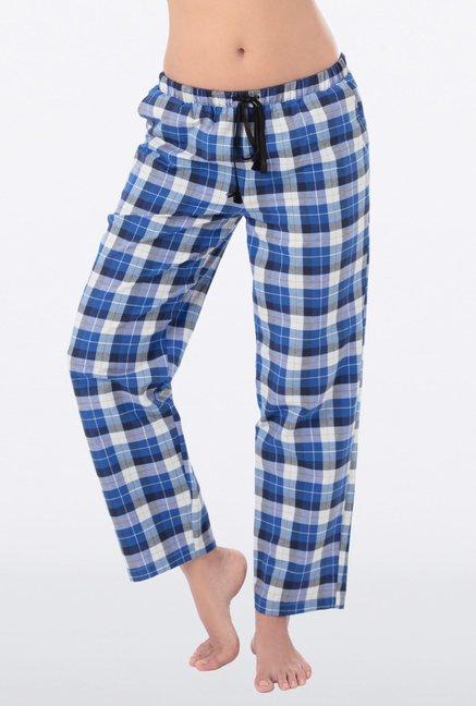 PrettySecrets Blue Checks Pyjama