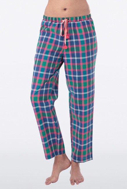 PrettySecrets Multicolor Checks Pyjama