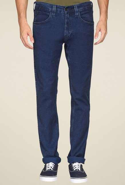 Levi's Dark Blue Slim Fit Jeans