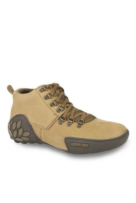 Buy Woodland Camel Casual Shoes for Men