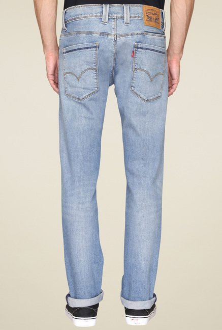 Levi's Light Blue Slim Fit Jeans