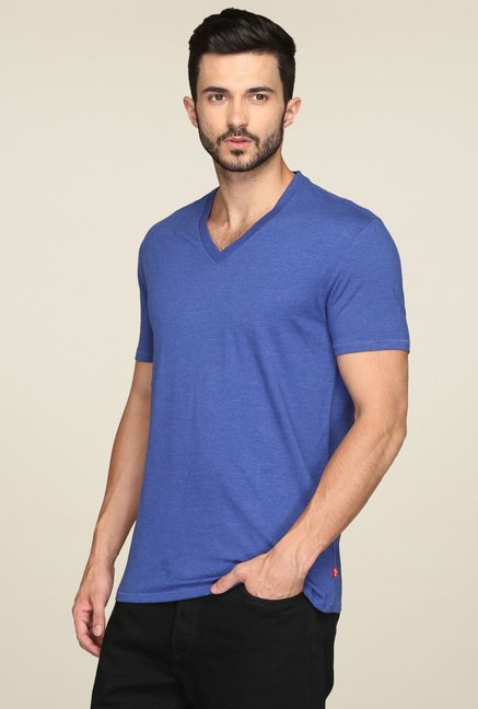 Levi's Blue Regular Fit T-Shirt