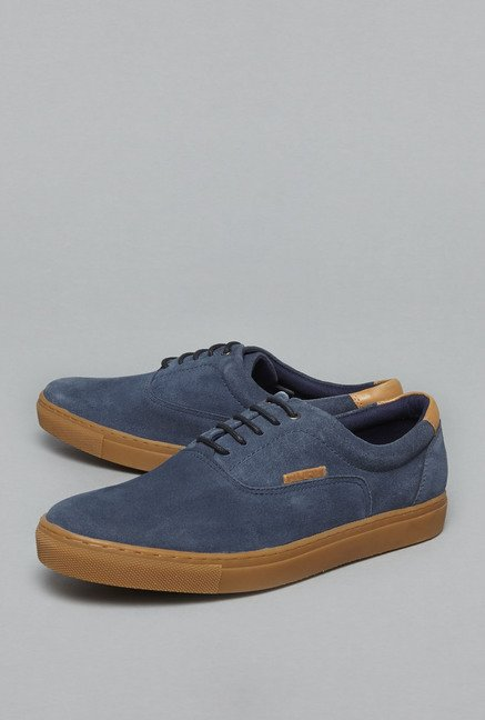 Nuon by Westside Navy Oxford Shoes