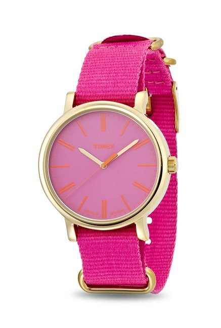 Timex T2P364 Analog Watch for Women