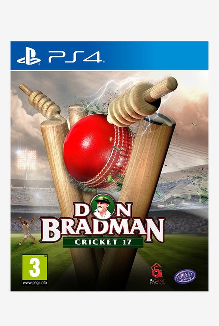 Buy Don Bradman Cricket 17 Playstation 4 Online At Best