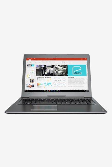 Lenovo Core i5 7th Gen - (8 GB/1 TB HDD/Windows 10 Home/2 GB Graphics) Ideapad 510 Notebook(15.6 inch, Gun Metal, 2.2 kg)