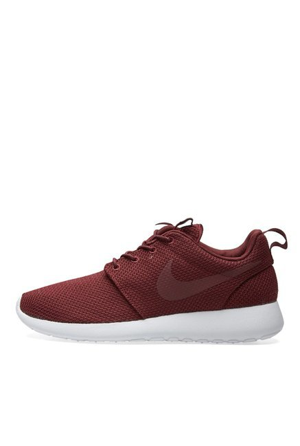 best website 00614 6047f Buy Nike Roshe One Night Maroon Sneakers for Men at Best ...