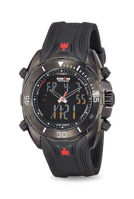 Timex T5K4056S Ironman Analog-Digital Watch for Men