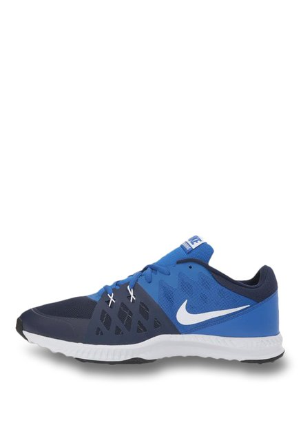 54e6ae9138b8 Buy Nike Air Epic Speed Navy Blue Running Shoes for Men at Best Price    Tata CLiQ