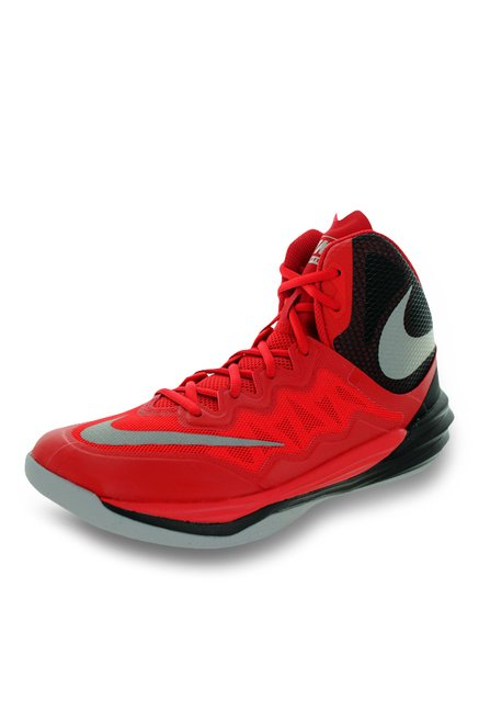 sale retailer d120f 3e2cc Buy Nike Prime Hype DF University Red & Silver Basketball ...