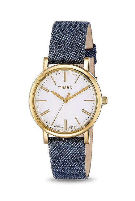 Timex TW2P638006S Indiglo Analog Watch for Women