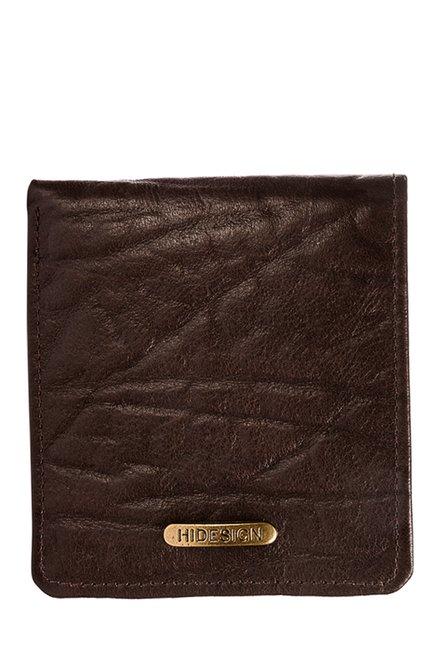 Best Mens Wallet 2020 Buy Hidesign 260 2020 Brown RFID Leather Wallet For Men At Best