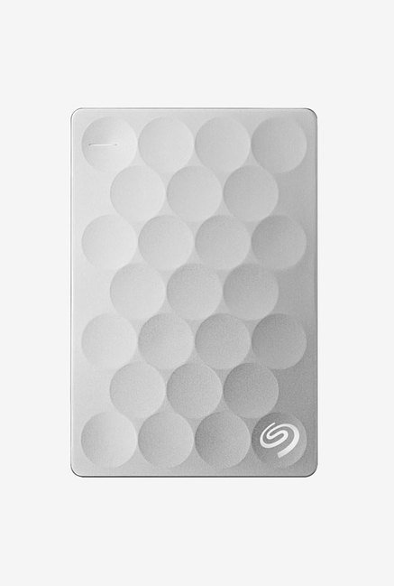 Seagate Backup Plus (STEH1000300) Ultra Slim 1TB Portable External Hard Disk