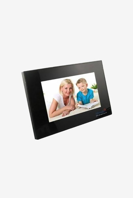 Buy Merlin 7 Digital Photo Frame Black Online At Best Price At