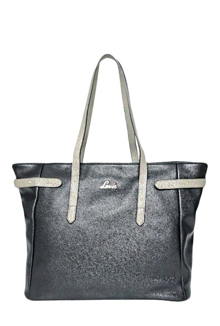 Lavie Kyudo Black Solid Shoulder Bag