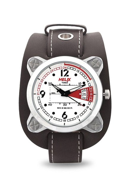 Timex 04HG00 Helix Analog Men's Watch