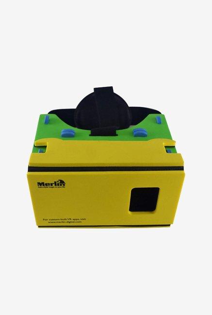 Merlin Immersive 3D Lite Virtual Reality Glass  Black