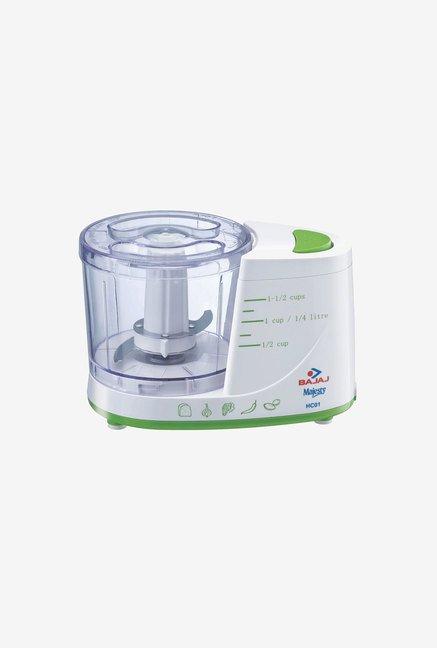 Bajaj HC01 150 Watts Majesty Vegetable Chopper (White)