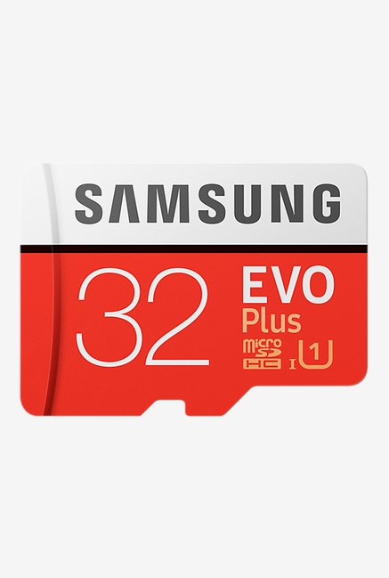 Samsung EVO Plus MB MC32GA/IN 32   GB SDXC microSD Card