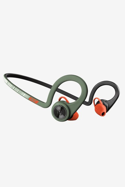 Plantronics BackBeat Fit Bluetooth Headset (Stealth Green)