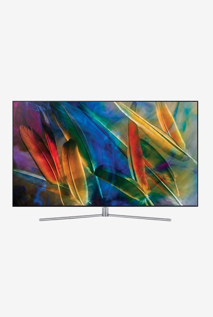 Samsung Q65Q7F 163 cm (65 inches) QLED TV (Black)