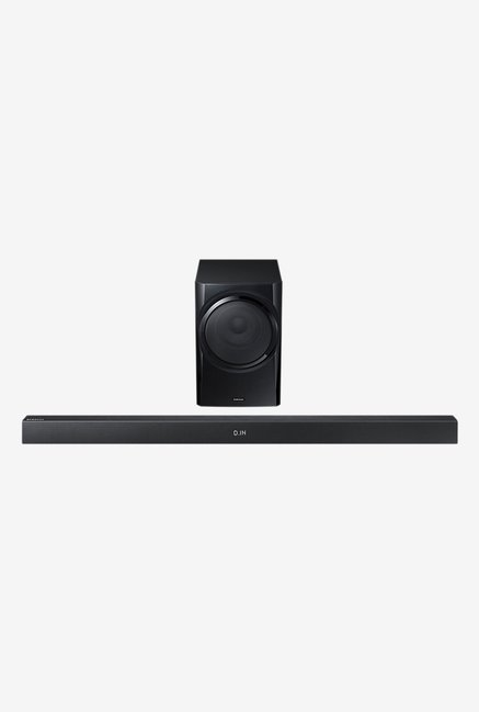 Samsung HW-K350 2.1 Channel Sound Bar, Black