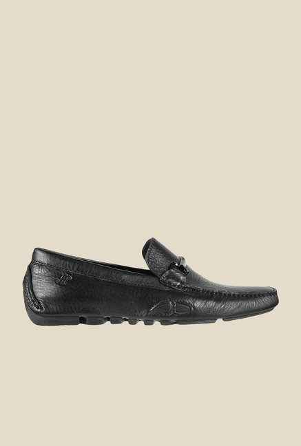 2f6fc41dcd2 Buy J. Fontini by Mochi Black Casual Loafers for Men at Best Price ...
