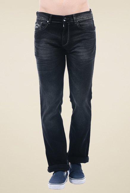 Buy Pepe Jeans Black Lightly Washed Jeans for Men Online