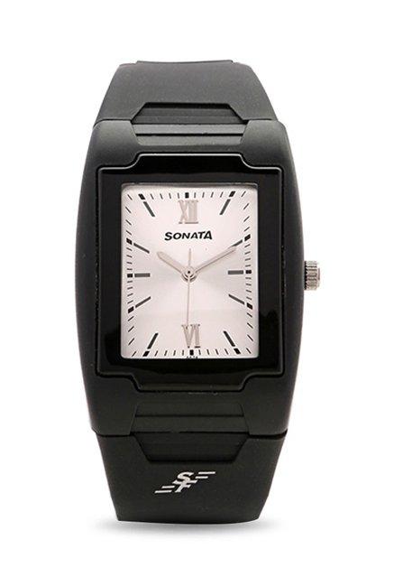 Sonata NJ7920PP11CJ Analog Watch for Men image
