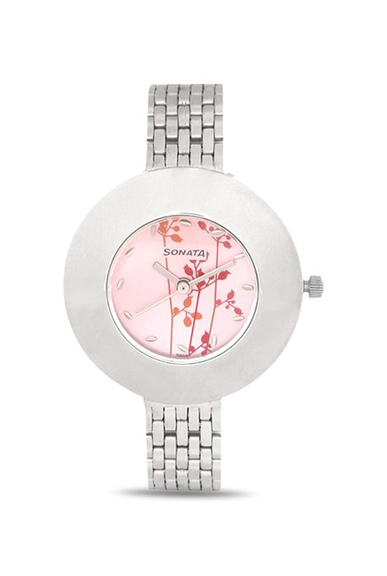 Sonata 8959SM01CJ Analog Women's Watch (8959SM01CJ)