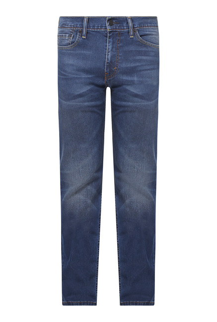 Levi's 513 Denim Blue Straight Fit Jeans
