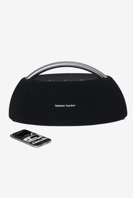 Harman Kardon GO + PLAY Mini Bluetooth Speaker (Black)