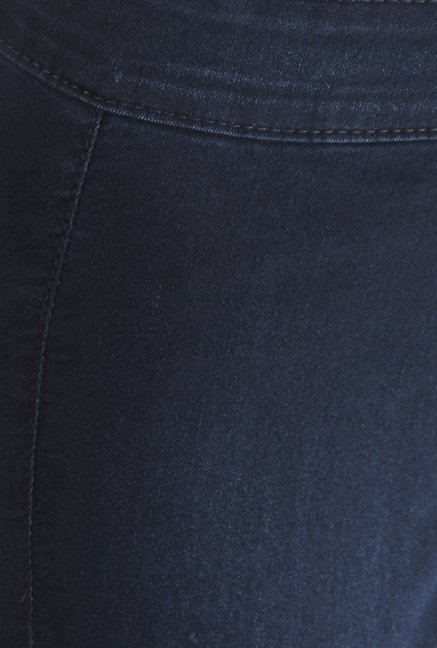 Pepe Jeans Dark Blue Slim Fit Low Rise Jeans
