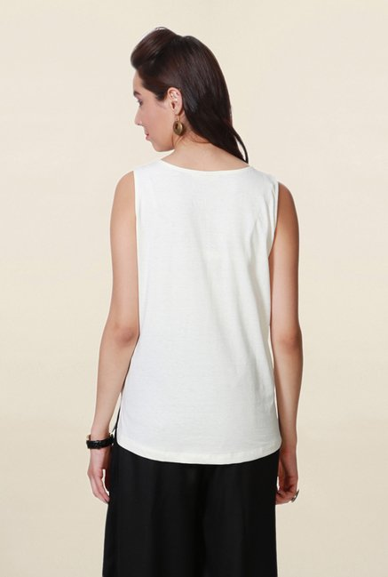 People Cream Solid Top