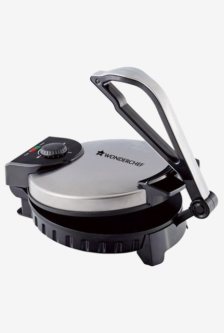 Wonderchef Magic Non-Stick Roti Maker (Steel)