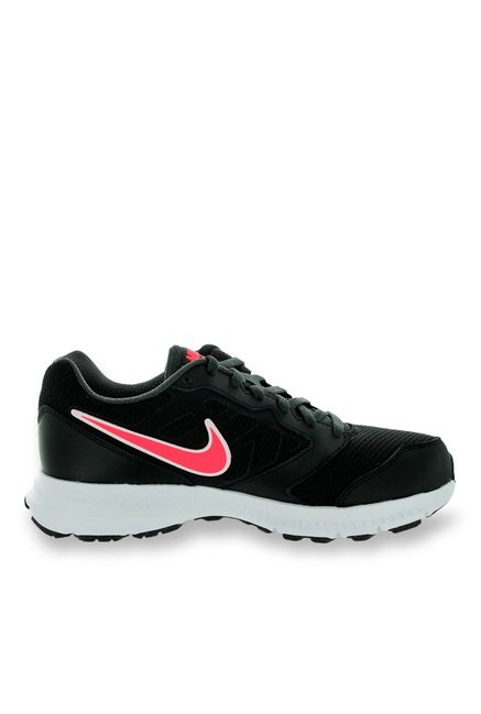 b93e4a479c9 Buy Nike Downshifter Anthracite Black Running Shoes for Women at Best Price    Tata CLiQ