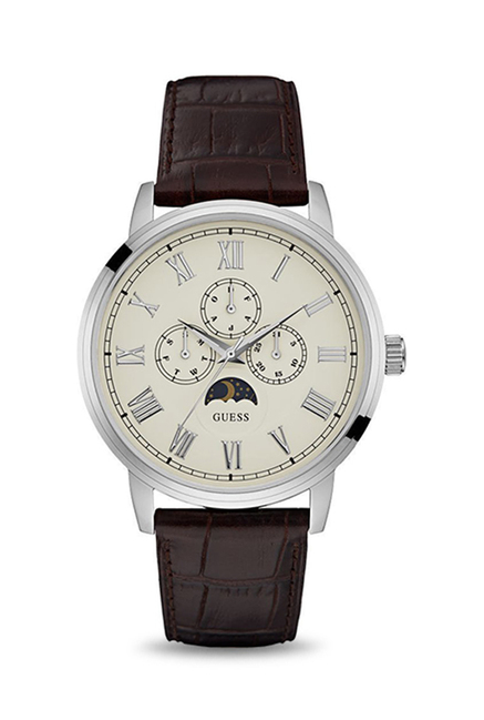 Buy Guess W0870G1 Delancy Analog Watch for Men at Best Price   Tata CLiQ 00b20779d41d5