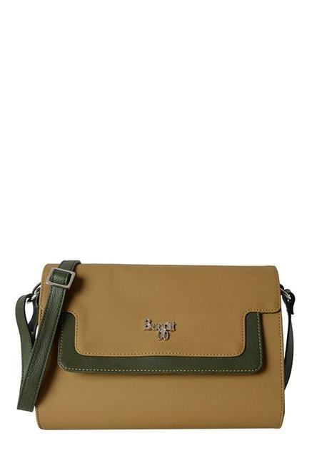 ce14d13993cf Buy Baggit L Alexia Bravo Brown Sling Bag For Women At Best Price   Tata  CLiQ