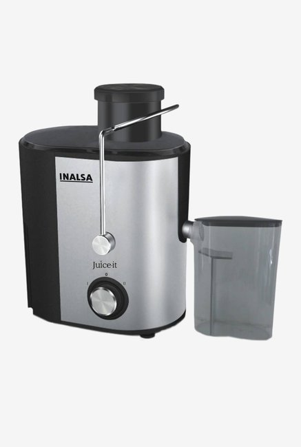 Inalsa Juice It Neo 500 W Juicer (Black)
