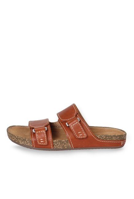 Clarks Rosilla Tilton Tan Casual Sandals