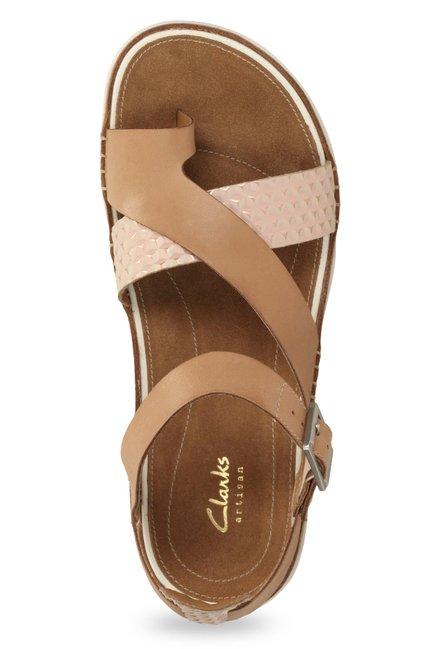 Clarks TRI ARIANA Sandals tan   Sandals   Sandals