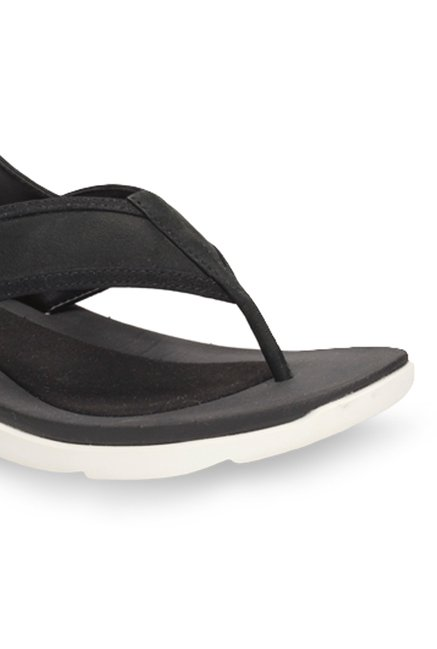 6aeba8275d44c Buy Clarks Caval Kora Black Back Strap Sandals for Women at Best ...