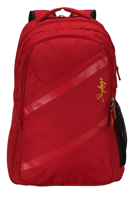 Skybags Footloose  26 Ltr Red Medium Laptop Backpack