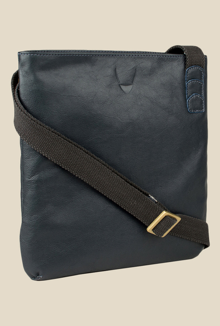Hidesign Bonnie Blue Leather Sling Bag