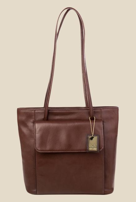 Hidesign Tovah (4310) Brown Leather Shoulder Bag