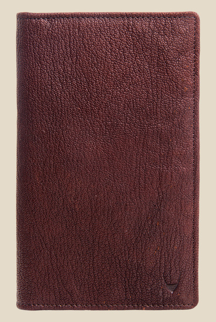 Hidesign 251-031F Brown Leather Wallet