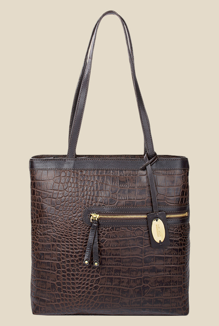 Hidesign Tokyo 01 SB Brown Leather Shoulder Bag