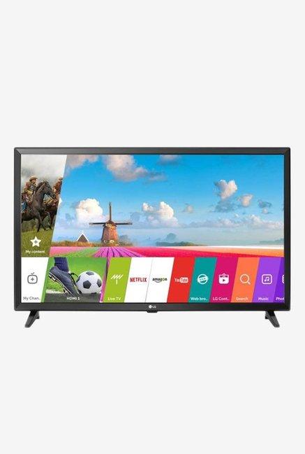 """LG 32LJ616D 80 cm (32"""") LED Smart TV (Black)"""