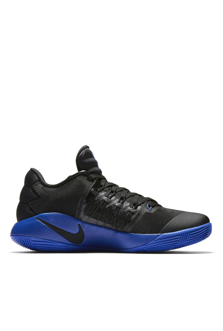 Nike Hyperdunk Black & Blue Basketball Shoes